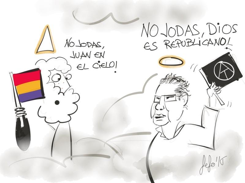 Despedida de Juan Rodrigo