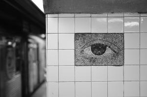 El  propio juicio es un muro contra uno mismo (NY agosto 2015)